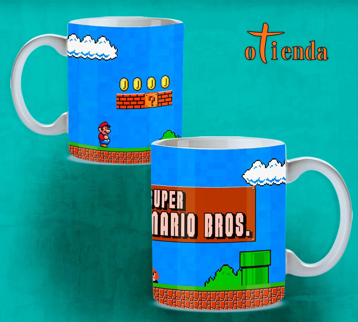 Taza Mug cerámica Arcade personalizada