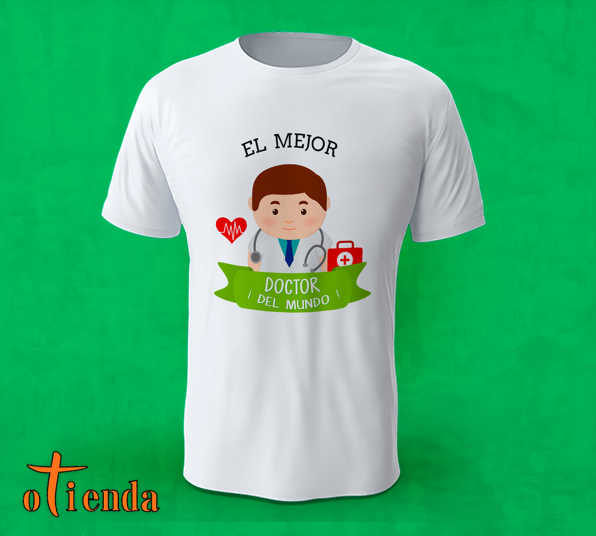 Camiseta El Mejor personaliz