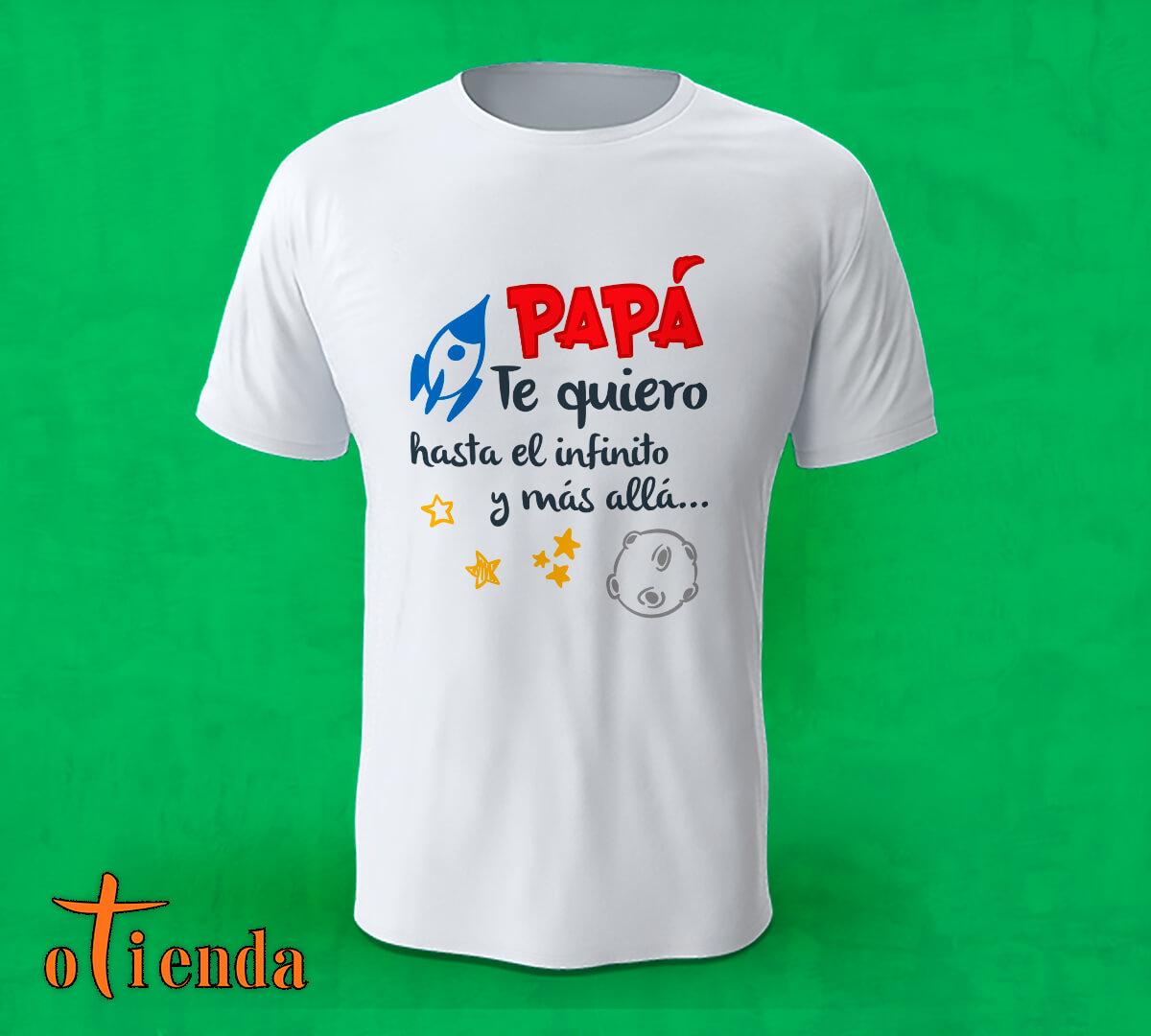 Camiseta Frases de Hombres personalizada