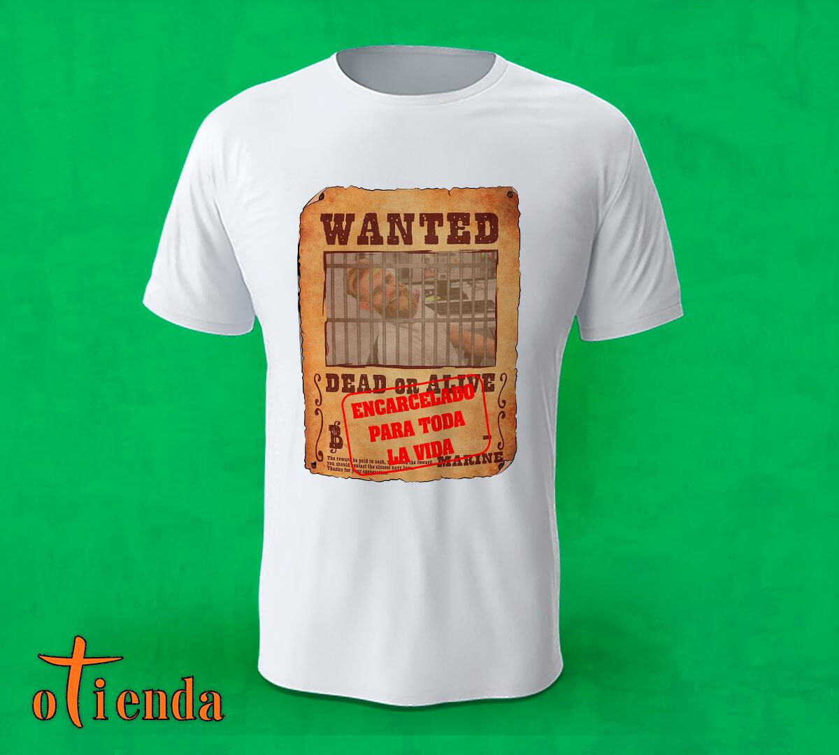 Camiseta Despedida de Soltero/a personalizada