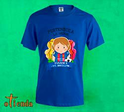 Camiseta de color Aquí toma uno del Barcelona FC personalizada
