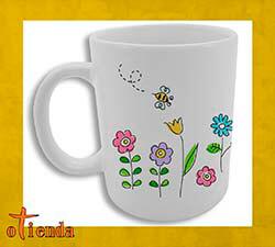 Taza cerámica Mate personalizada