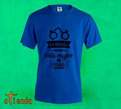 Camiseta de color Despedida de Soltero/a personalizada