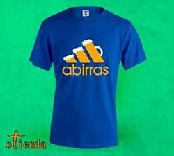 Camiseta de color Frases de Hombres personalizada