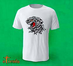 Camiseta Cabeza de Momia personalizada
