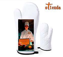 Manopla de Cocina personalizada